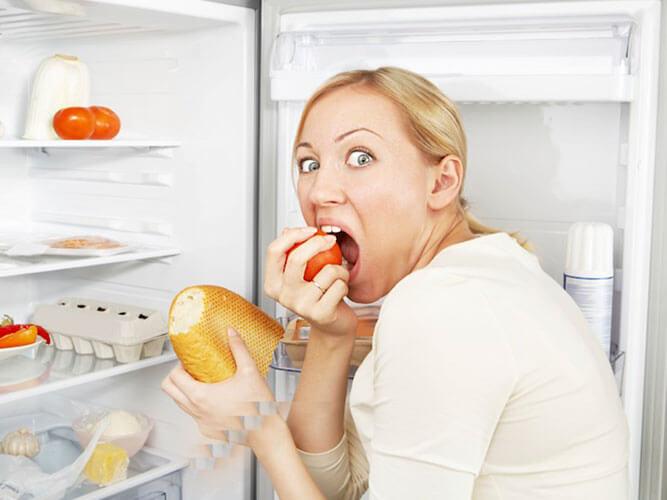 Пищевая истерия