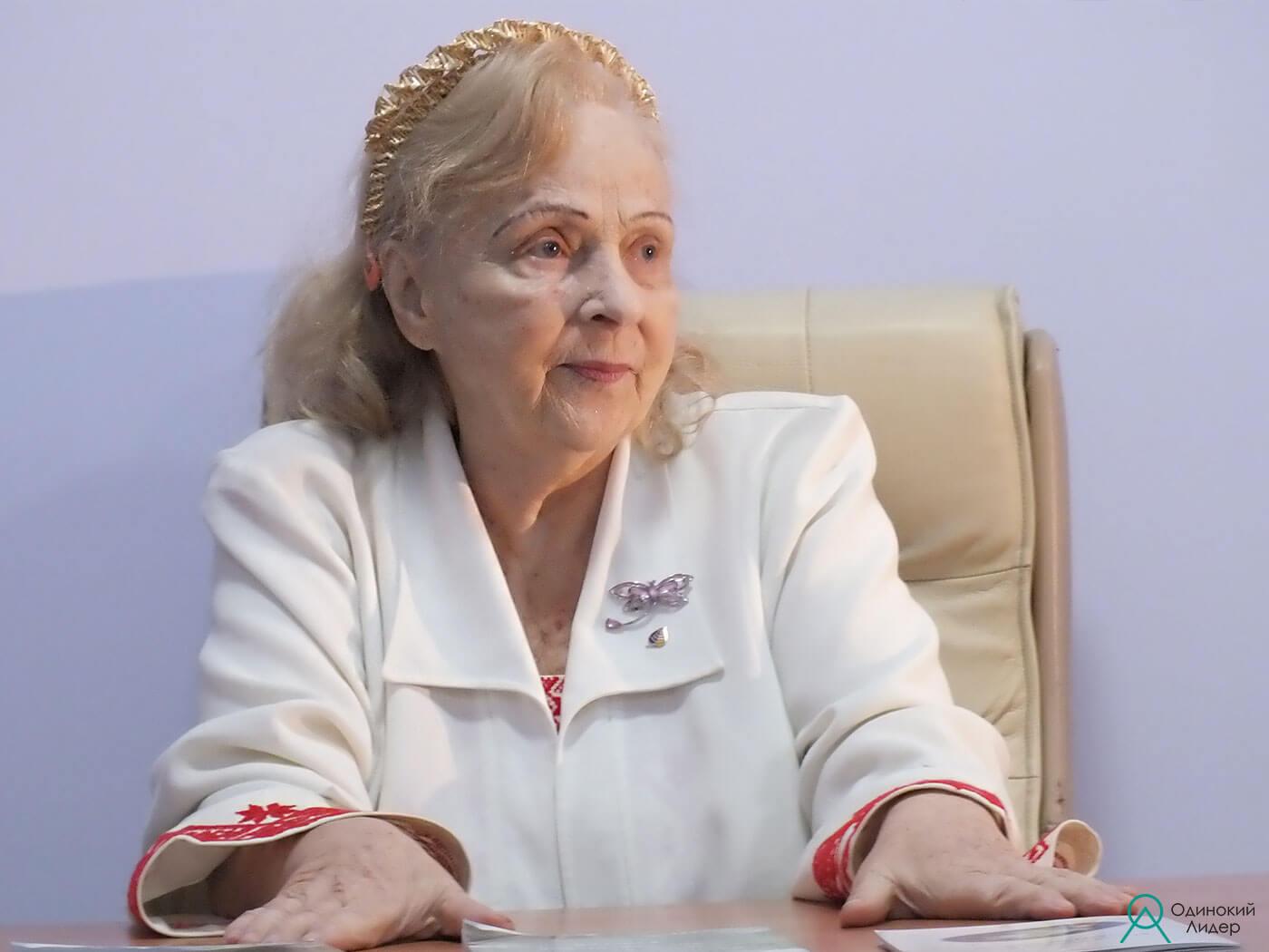 Зинаида Баранова