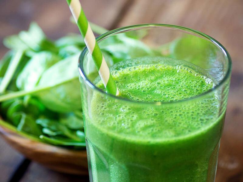 Хороши ли зеленые коктейли?