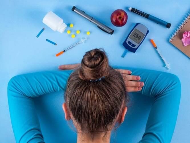 Гипогликемия и угроза диабетической комы