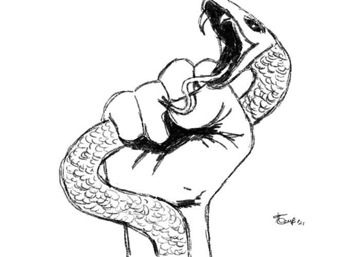 Урок Концепции общественной выживаемости. Преодоление жертвой порога страха