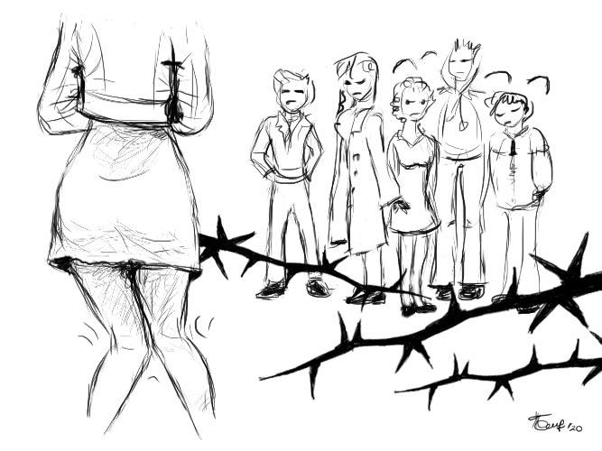Как я училась общаться с людьми сквозь дрожащие коленочки