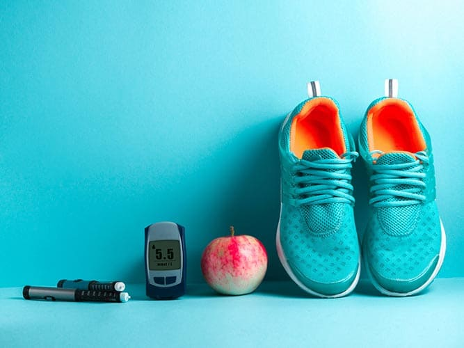 ЛФК при диабете. Общие рекомендации и программа активности