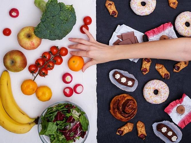 Специфика питания при диабете 2. Рацион и сладкое