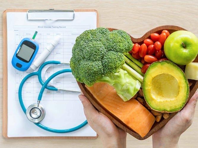Рацион и количество приемов пищи при диабете 1 типа