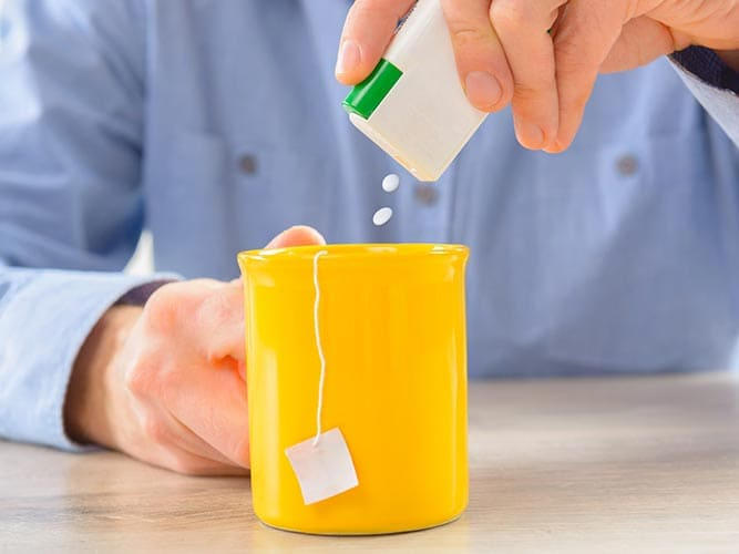Сахарозаменители и подсластители в диетологии