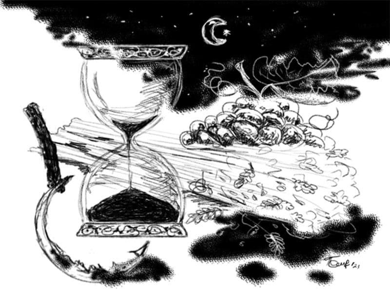 Октябрь месяц года. Магические практики и святые молитвы